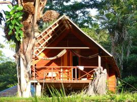 Awarradam Jungle Lodge & Spa Paramaribo Suriname *