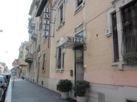 Hotel photo: Hotel Nizza