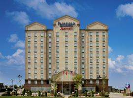 酒店照片: Fairfield Inn & Suites by Marriott Toronto Airport