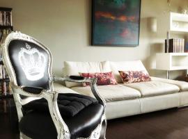 Stylish Paris Montrouge Apartment Paris France