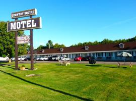 Country Squire Motel Arnprior Kanāda