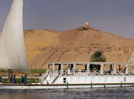 Dongola Dahabiya Luxor/ Aswan 05 Nights Each Saturday 卢克索 埃及
