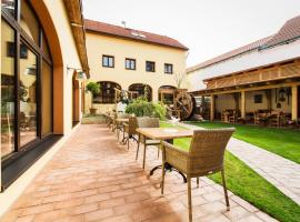 Hotel Selsky Dvur - Bohemian Village Courtyard Prague Czech Republic
