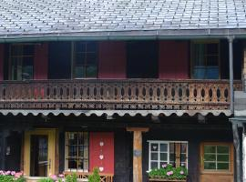 Hotel Photo: Chalet Cergnat Bed and Breakfast