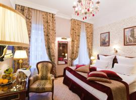 Golden Triangle Boutique Hotel, Saint Petersburg