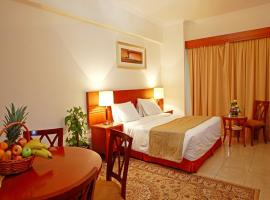 A picture of the hotel: Rose Garden Hotel Apartments - Bur Dubai