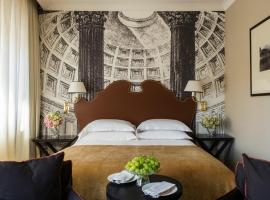 Starhotels Michelangelo Rome Rome Italy