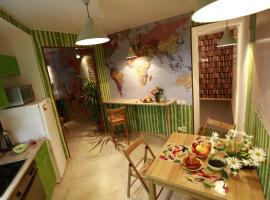 Hostel Good Life Saint Petersburg Russia