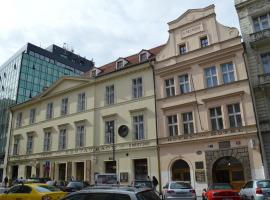 U Medvidku-Brewery Hotel Prague Czech Republic