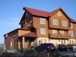 Hotel Photo: Panorama Karpat Yablunytsya