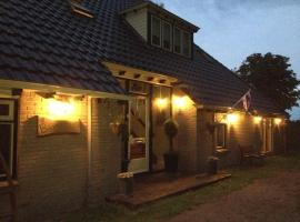 B&B Boomerang Oldetrijne Holland
