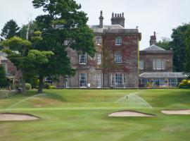Shaw Hill Hotel Golf And Country Club Chorley Verenigd Koninkrijk