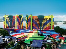 Resorts World Genting - First World Hotel Genting Highlands Malaysia