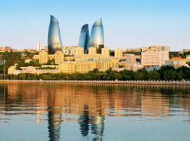 Hotel: Fairmont Baku at the Flame Towers
