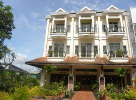Avallon Boutique and Spa Siem Reap Cambodia