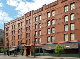 The Oxford Hotel Denver Denver USA
