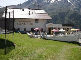 Hotel Photo: Alpengasthof Sonneck