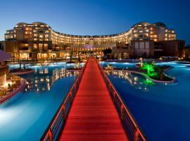 Kaya Palazzo Golf Resort Belek Turkey