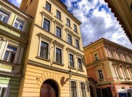 Retezova Apartments Prague Czech Republic