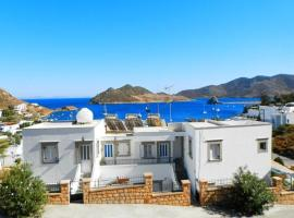 Captain Manos Studio Apartments Grikos Greece