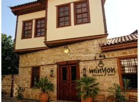 Minyon Hotel Antalya Turkey