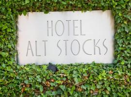 Hotel Photo: Hotel Alt Stocks