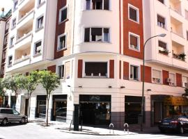 Hostal Ártico Madrid Spain
