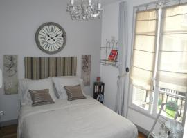 Almeria Garden Apartment Paris France