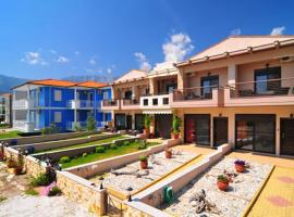 Golden Sunrise Apartments Chrysi Ammoudia Греція