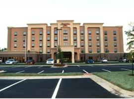 Hampton Inn Jackson/Flowood - Airport Area MS Luckney USA