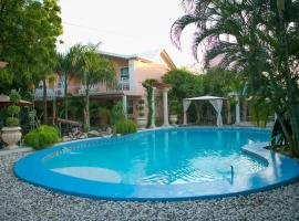Hotel near  Toussaint Louverture Intl  airport:  Palm Inn Hotel