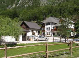 Hotel near Julian Alps: Pension Kamp Klin