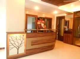 Hotel Crystal Retreat Agra India