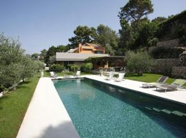 Hotel photo: MyNice Vacances - Villa Malga