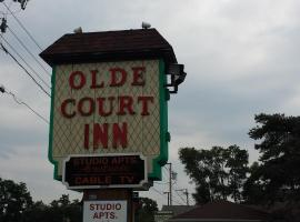 Olde Court Inn Wheeling USA