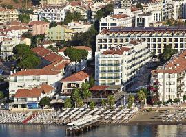 Emre Beach Hotel Marmaris Turkey