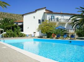 Hotel near Samos airport : New Ionia Hotel