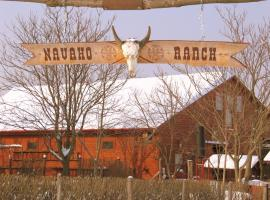 Navaho Ranch Harta Hungary