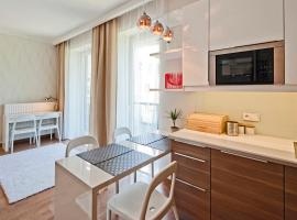 Hotel Photo: The Best Stay Central Apartment Gdansk
