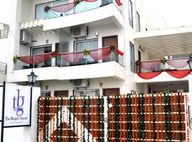 Hotel near Bhopal airport : The Bhopal Grande