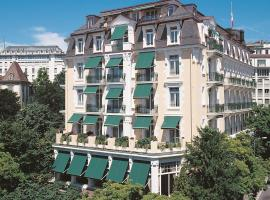 Best Western Plus Hotel Mirabeau Lausanne Switzerland