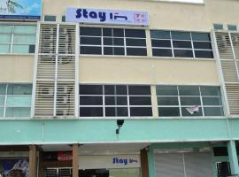 Hotel near Kuching Intl airport : StayIn