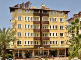 Azak Suit Hotel Alanya Turkey