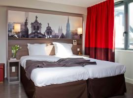Hotel Photo: Aparthotel Adagio Caen Centre