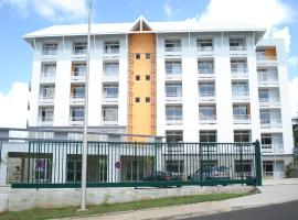 Hotel near Le Lamentin airport : Centre International de Sejour