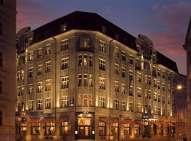Art Deco Imperial Hotel Prague Czech Republic