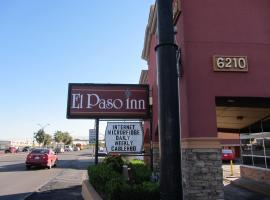 A picture of the hotel: El Paso Inn