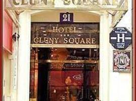 Hotel Cluny Square Paris France