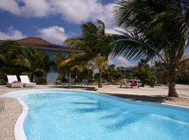 Hotel near  Flamingo  airport:  Ocean Blue Bonaire