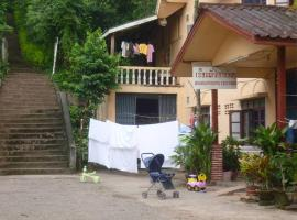 Hotel near Oudomxay airport : Dokbouadeng Guesthouse